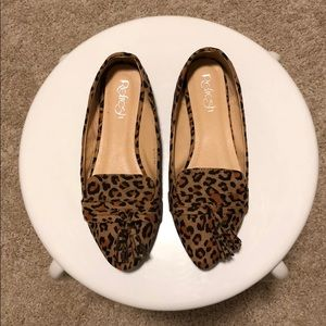 Refresh Shoes - NWT | Refresh Leopard Loafers